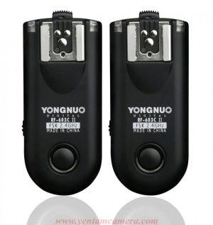 Trigger Yongnuo RF 603 II